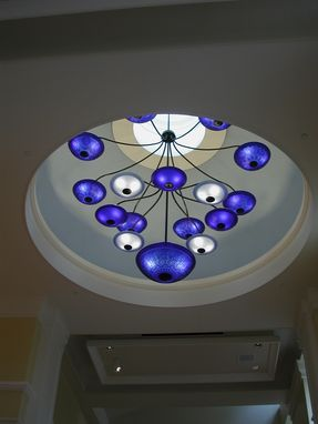 Custom Made Roselle Center For The Arts Chandeliers