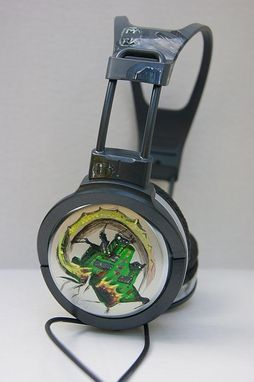 Custom Made Artist Personalized Headset(S)