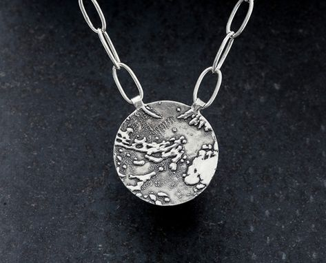 Custom Made Custom Sterling Silver Jewelry