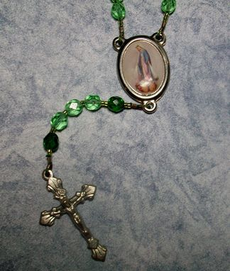 Custom Made Rosary