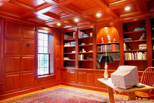 Custom Made Home Office