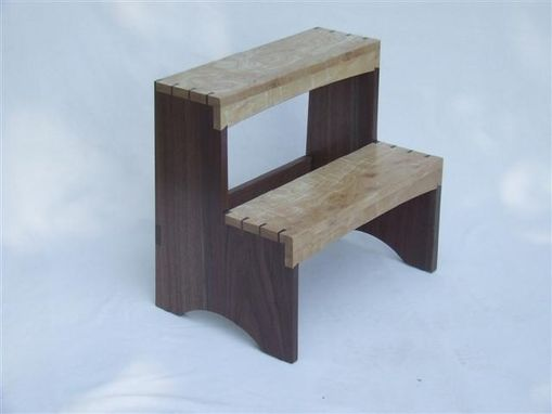 Custom Made Shaker Stool