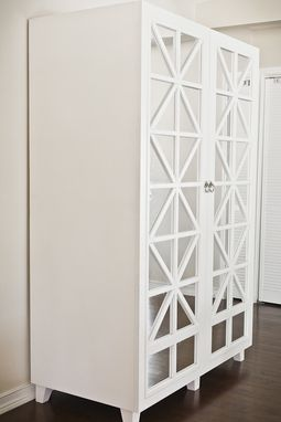 Custom Made Media Armoire