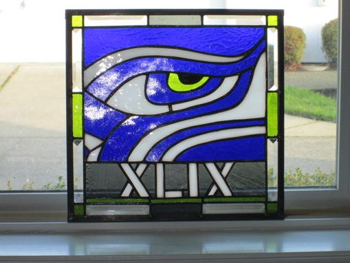 Custom Made Seahawks Panel