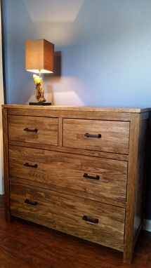 Custom Made Bedroom Dresser