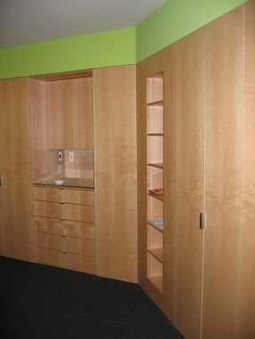 Custom Made Closet Dresser Cabinets