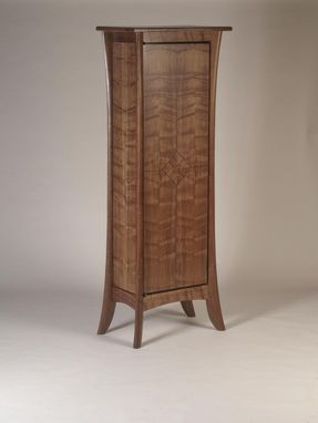 Custom Made Tall Cabinet