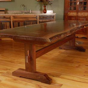 Live Edge Wood Furniture Custommadecom