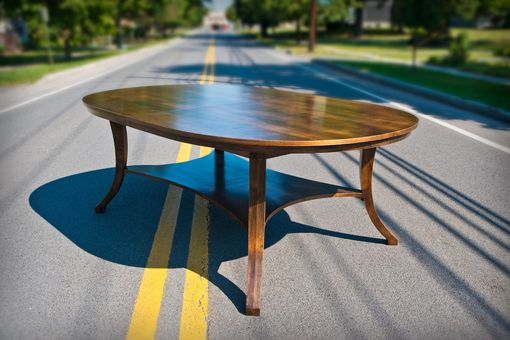 Custom Made Custom Handcrafted Expandable Dining Table
