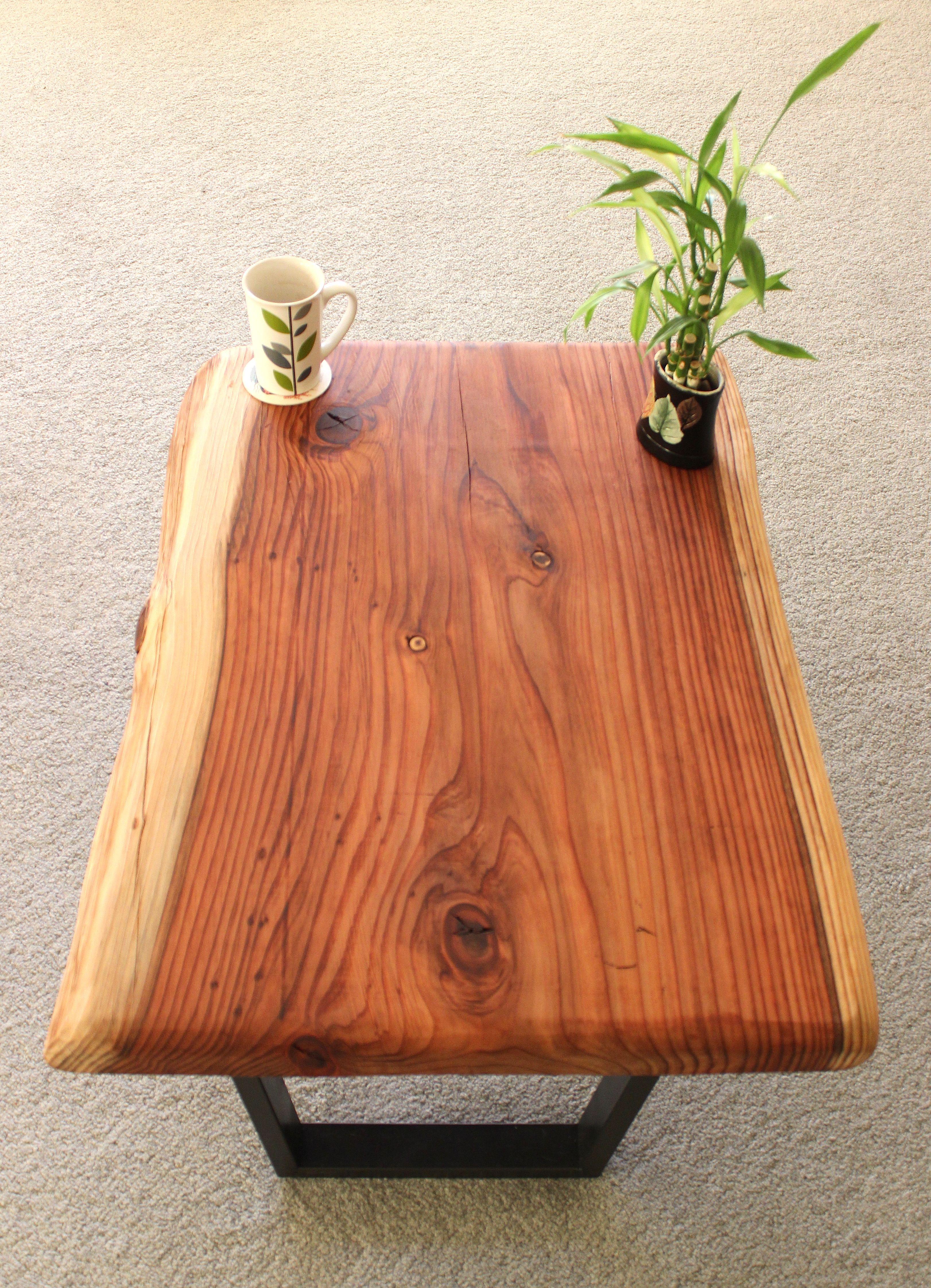 Live Edge Wood Coffee Tables