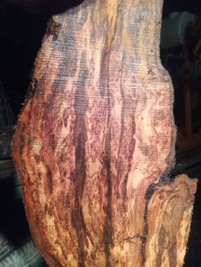 Custom Made Burl Wood Slabs