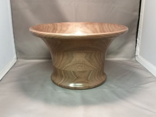 Custom Made Walnut Fruit Bowl