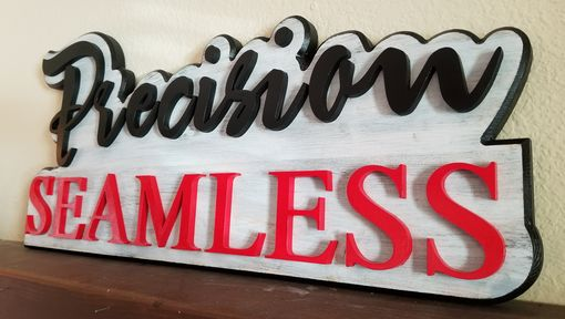 Custom Made Custom Business Sign: By Focal Point Signs Albuquerque