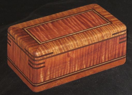 Custom Made More Wild Koa Box