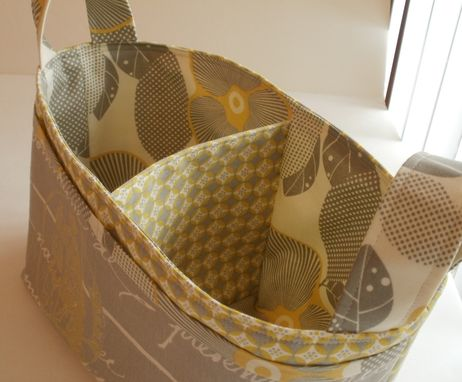 Custom Made Divided Basket