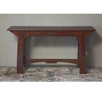 Custom Made Bodmer Server/Console Table