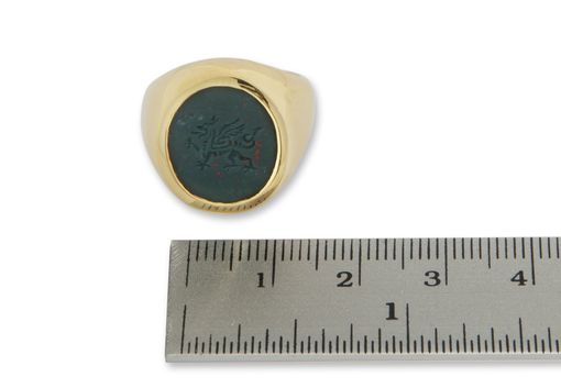 Custom Made Signet Seal Ring