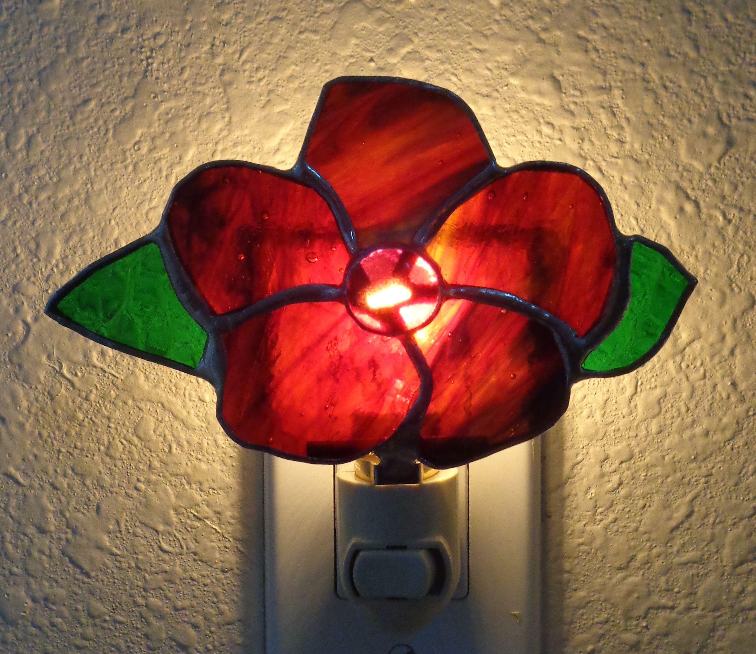 Buy Handmade Night Lights Made To Order From Krysia Designs Custommade Com
