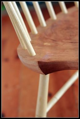 Custom Made Allagash Side Chair
