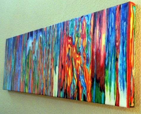 Custom Made Abstract Beast Acrylic Painting 1