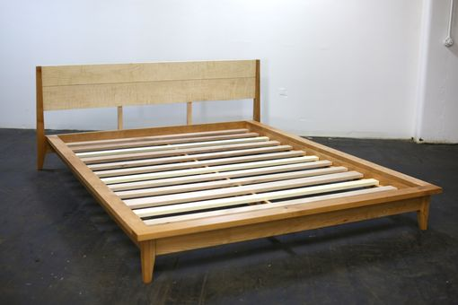 Custom Made Josef Bed - Platform Bed