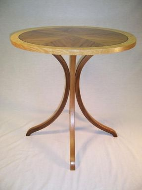 Custom Made Splayed Leg Table