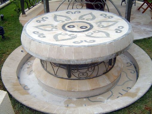 Custom Made Fountain Top