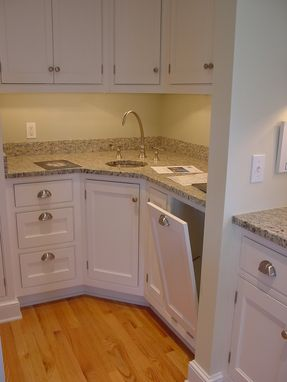 Custom Made Cabinet Specialties