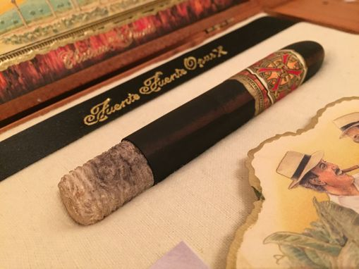 Custom Made Custom Faux Cigar Fountain Pens