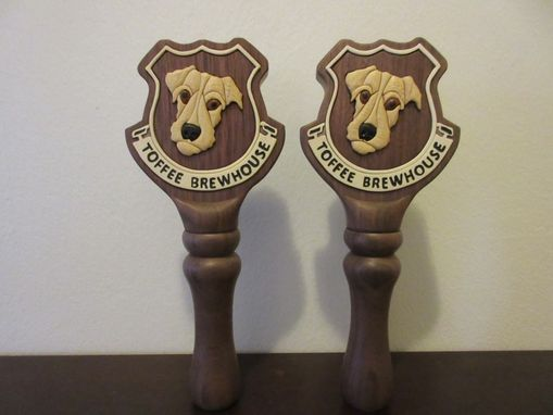 Custom Made Custom Tap Handles