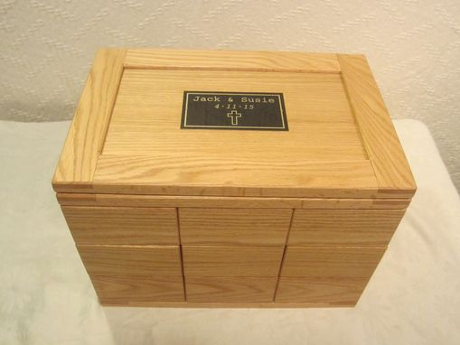 Custom Made Anniversary Box