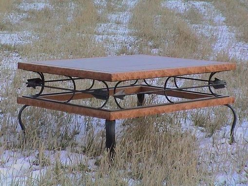 Custom Made Native Traditions Table Set