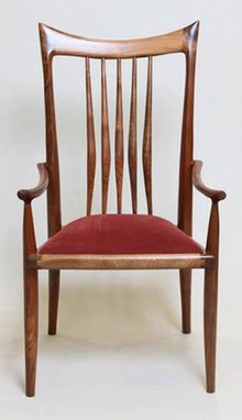 Custom Made Hillsdale Arm Chair