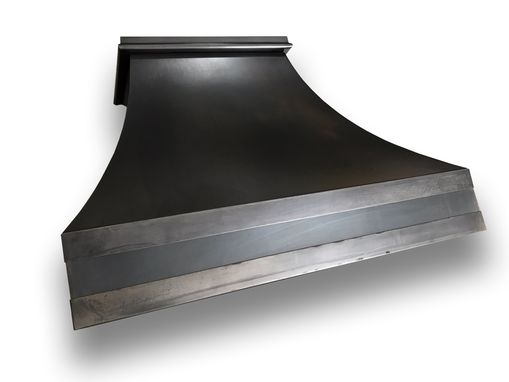 Custom Made #89 Hand Crafted Dark Copper Range Hood