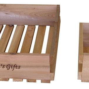 Gift Crates Customized To Fit Your Needs By