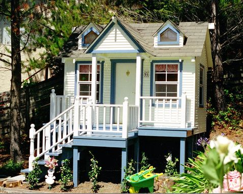 Custom Made Custom Crafted Playhouse