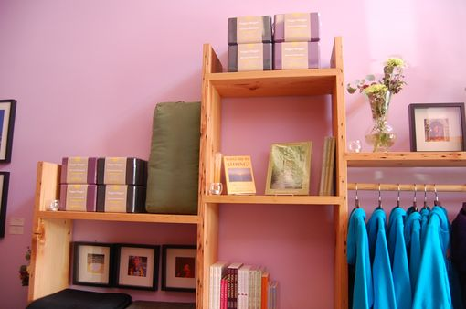 Custom Made Displays And Bookcases