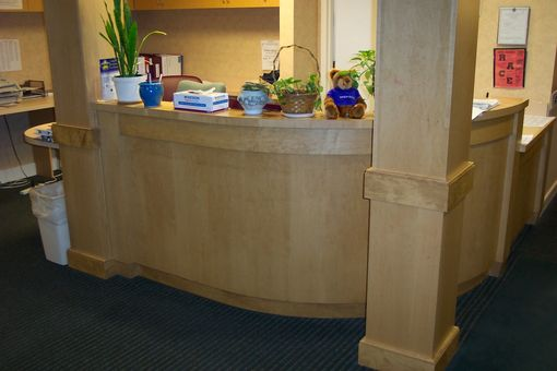Custom Made Assisted Living Millwork