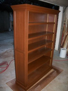 Custom Made Tobias Bookcase