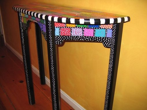 Custom Made Hallway Table