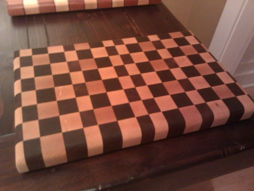 Custom Made Cutting Boards Made To Order.
