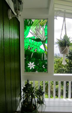 Custom Made Lanai Window - Tiare