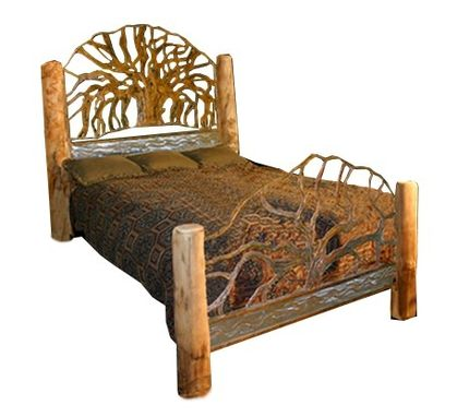 Custom Made Custom Made Queen Size Bed