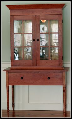 Custom Made Shaker Linen Press