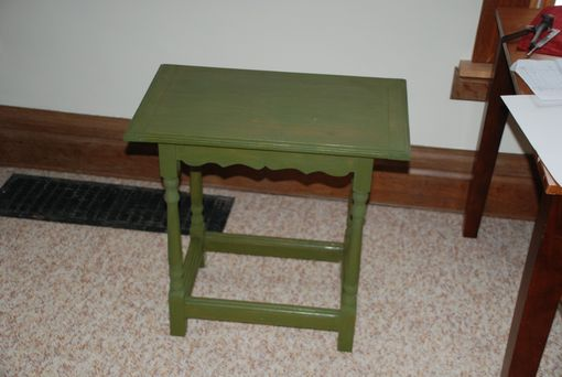 Custom Made C. 1680 Tavern Table