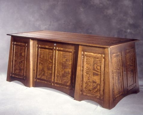 Custom Made Bungalow Executive Desk