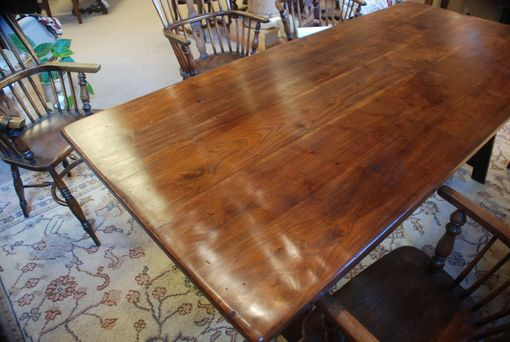 Custom Made French Coutry Dinning Room Table