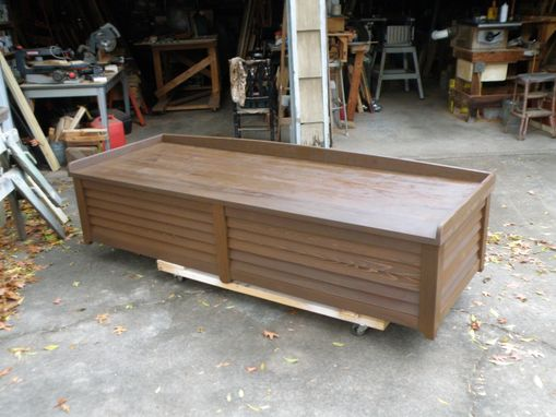 Custom Made Outdoor Storage Box