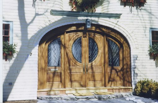 Custom Made Front Entry (Ellipse)