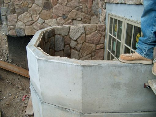 Custom Made Custom Area Window Wells